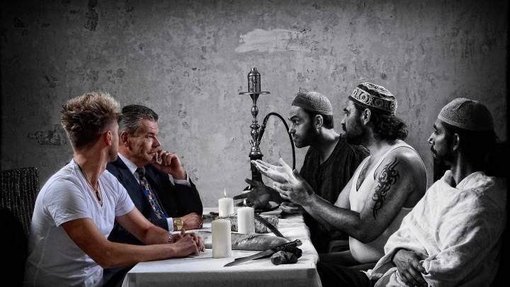 Muslime, Antisemitismus, Israelkritik in Deutschland