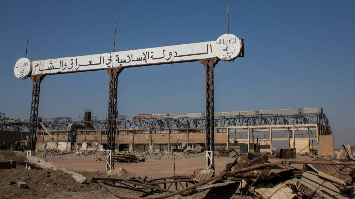 The so-called Islamic State has lost the major part of its former territories.