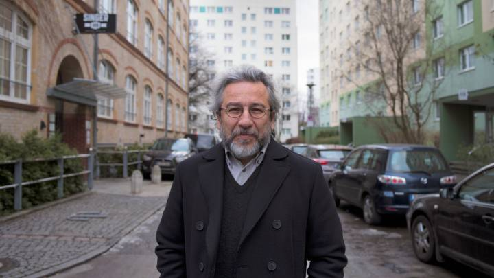 Can Dündar is best known as the journalist who stood up to President Erdoğan.