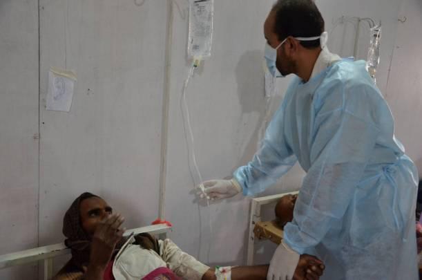 Ärzte ohne Grenzen und die Corona-Lage im Nahen Osten