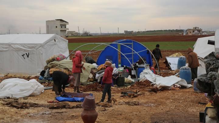 Corona in Syrien