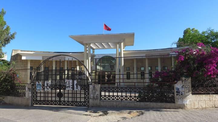 The Carthage Byrsa School in Tunis.
