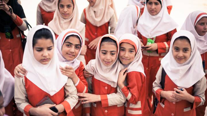 Fotografie in Iran