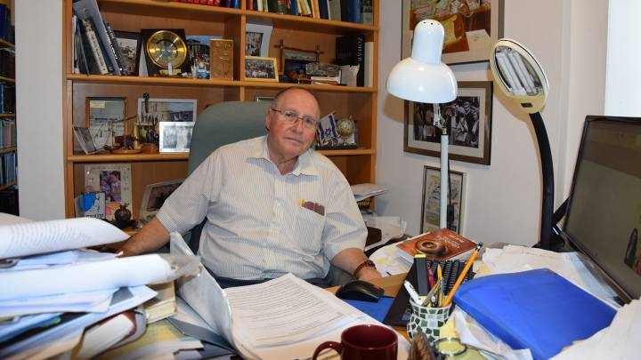 Interview with Elyakim Rubinstein on the Camp David Accords