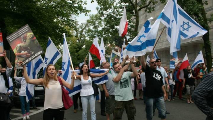 Israel, Polen und der Holocaust