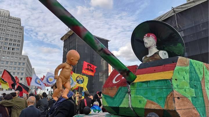Kritik an Erdoğan