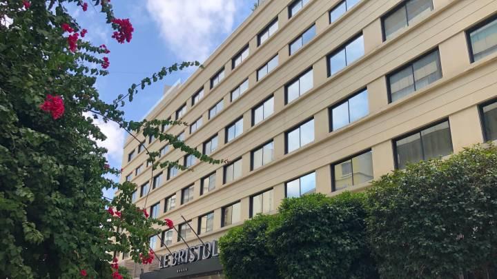 Hotel Le Bristol Beirut