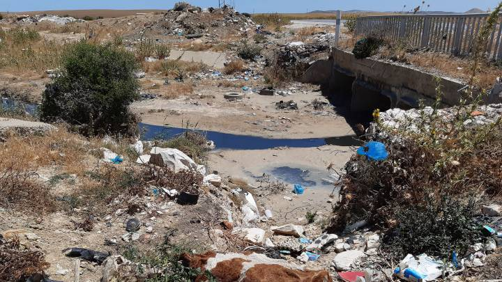 Pollution of the Medjerda river and consequences in Tunisia and Algeria