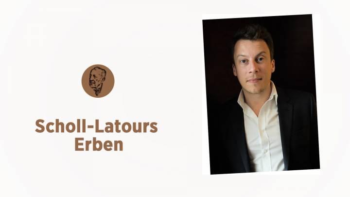 Scholl-Latours-Erben: Philipp Mattheis