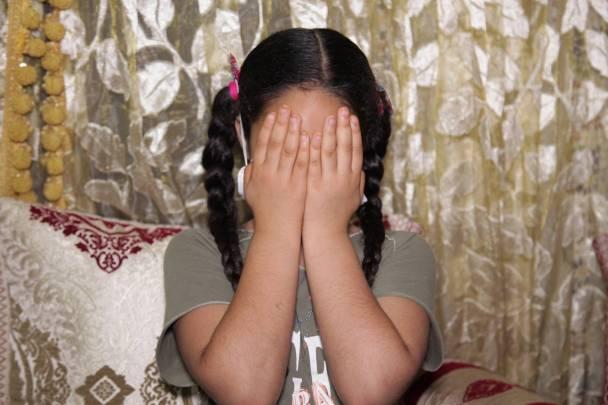 الطفلة صفية ضحية عنف جنسي