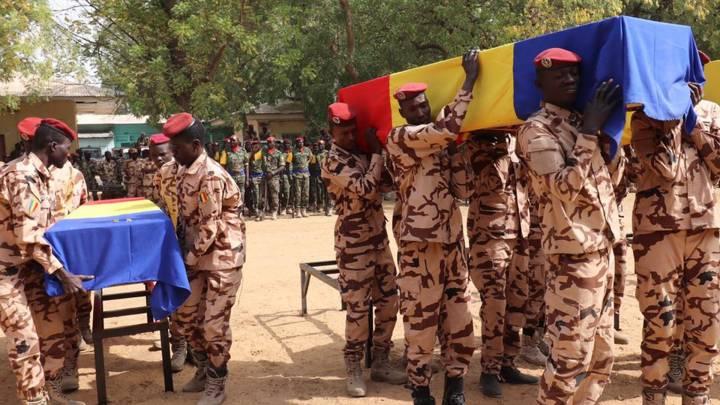 Dschihadisten im Sahel