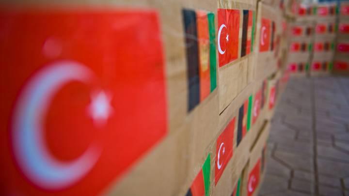 Türkische Truppen am Hindukusch