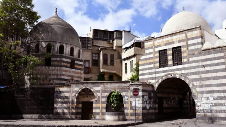 جامع الدرويشية في دمشق