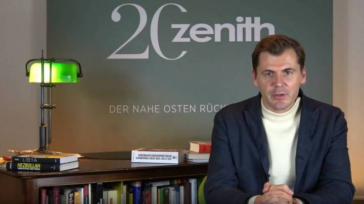 Blog #4 Briefing mit Daniel Gerlach