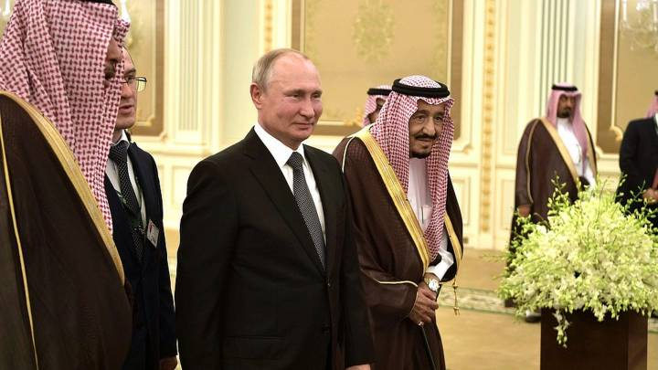 Russlands Comeback im Nahen Osten