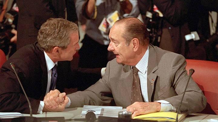 Jacques Chirac, Frankreich und der Nahe Osten