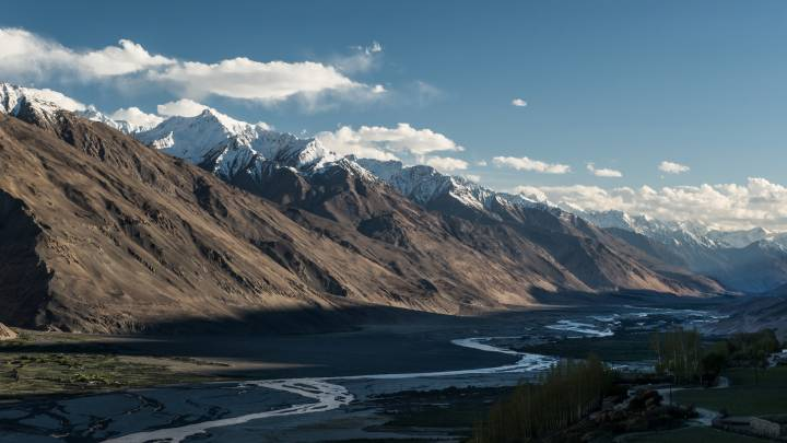 The Wakhan Valley