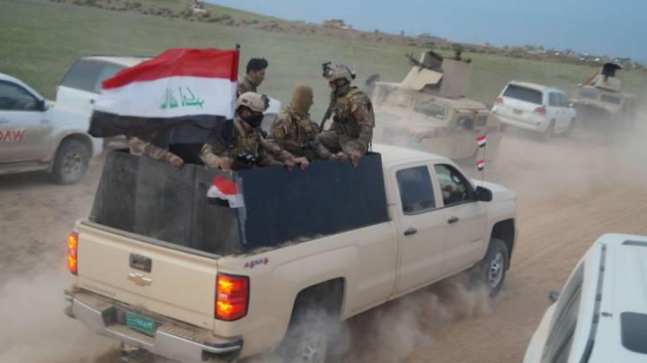 Irakische Armee