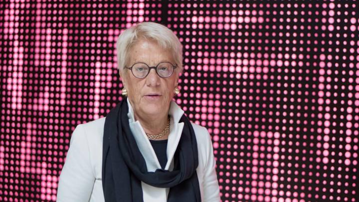 Carla Del Ponte, ehemalige UN-Sondermittlerin für Syrien