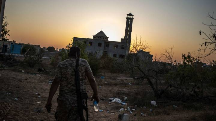 The war in Libya drags on