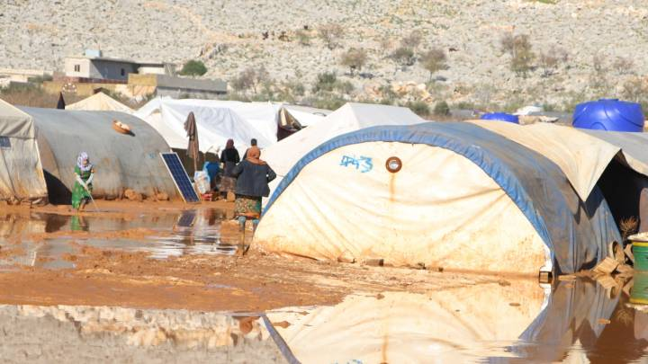 The Assad regime on the offensive in Syria's Idlib