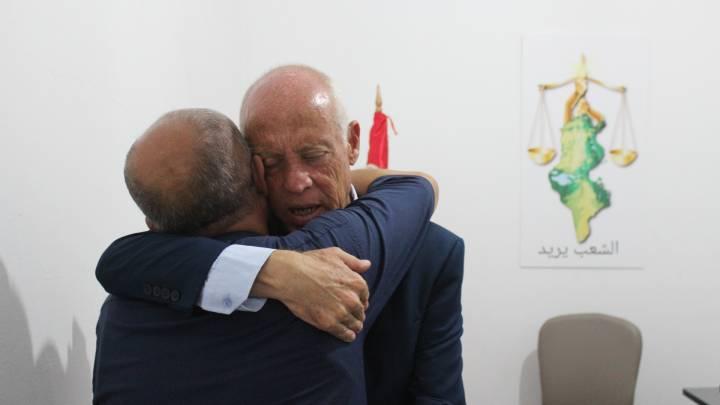 Saied Kaies, Nabil Karoui und die Wahlen in Tunesien