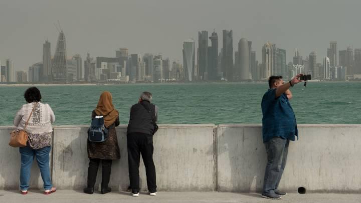 Corona-Verlauf in Katar, Jordanien und Dschibuti