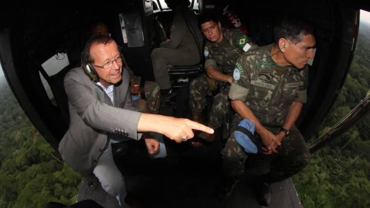 Interview mit Diplomat Martin Kobler
