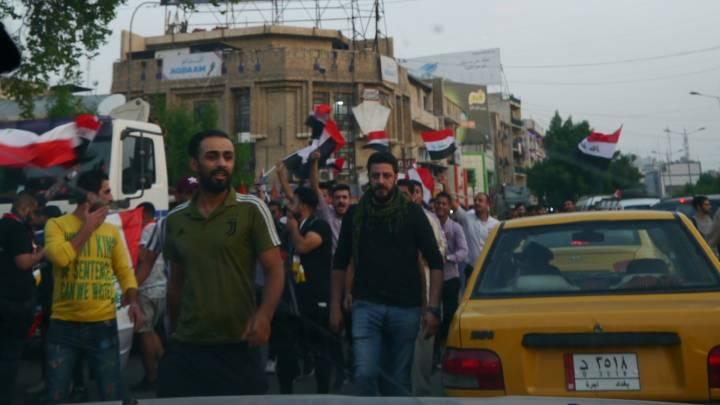 Interview zu Protesten im Irak