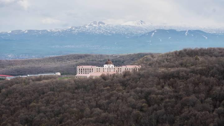 Armenischer Oligarch Gagik Tsarukyan