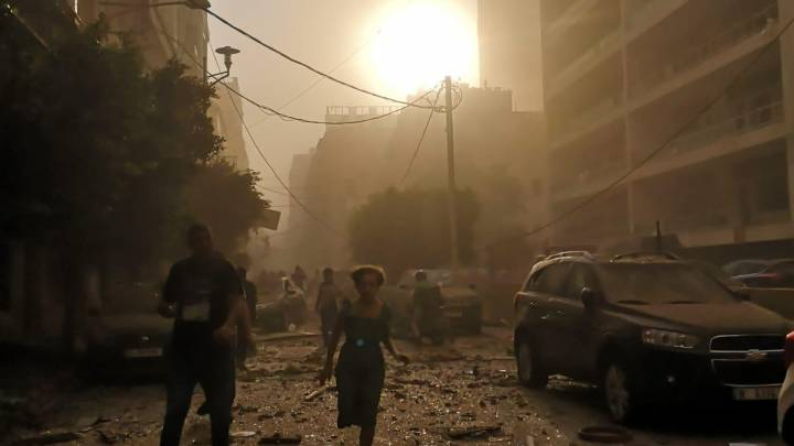 Explosion in Beirut und Korruption in Libanon