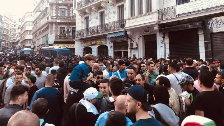 Medienlandschaft in Algerien