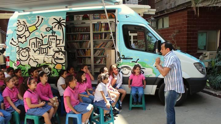 Ägyptische Schulbücher und der Arabische Frühling