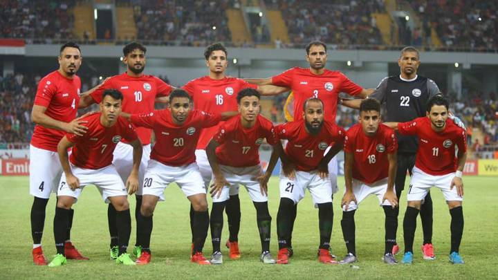 Fußball im Jemen, Irak und Syrien