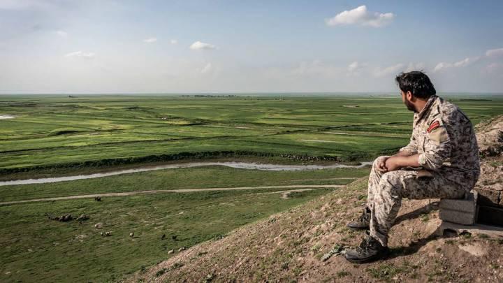 IS-Häftlinge in Syrien