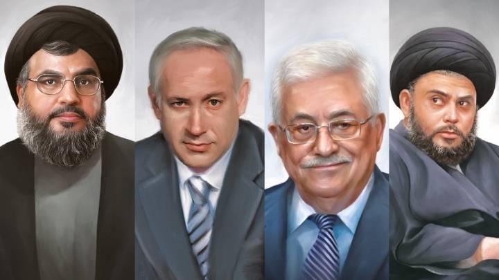 70 Jahre Israel, Gaza und Wahlen im Irak und Libanon