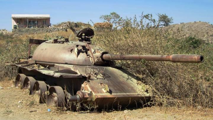 Verhältnis zwischen Äthiopien und Eritrea