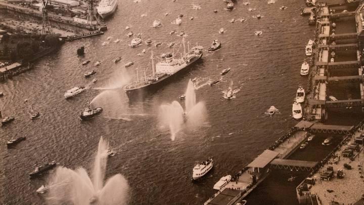 Die Gelbe Flotte in Ägypten