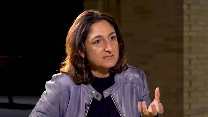 Künstlerin Lara Baladi und das Archiv der Revolution