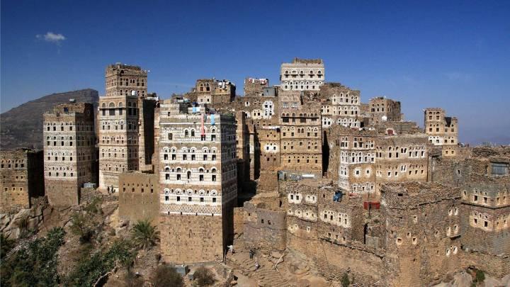 Kulturerbe im Jemen