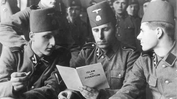 Interview zu Hitler und dem Islam