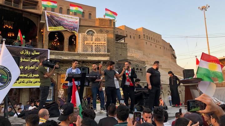 Irak vor den Parlamentswahlen