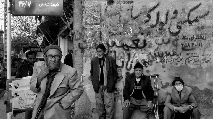 Irans Kunstszene