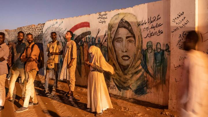 Frauen in der sudanesischen Revolution