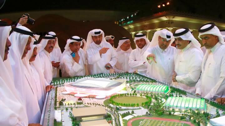 Katar und die Kosten für die Fußball-WM 2022