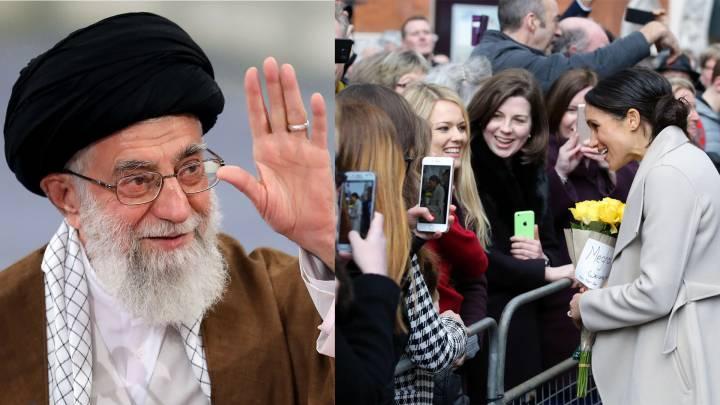 Was die Queen Khamenei noch nicht verraten hat