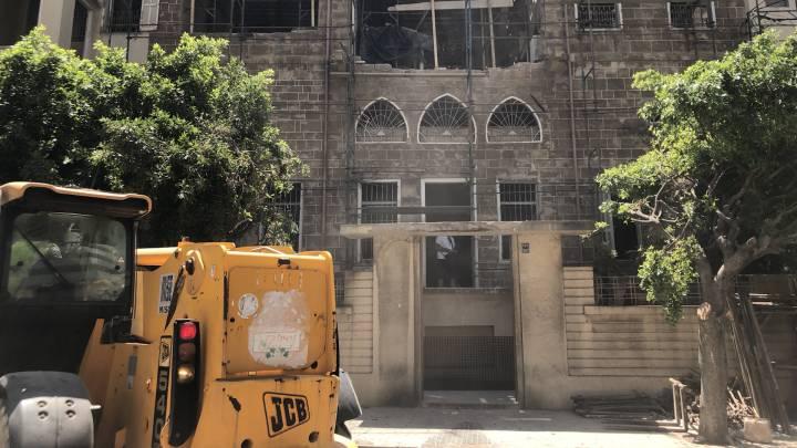 Beirut ist in den Grundfesten erschüttert
