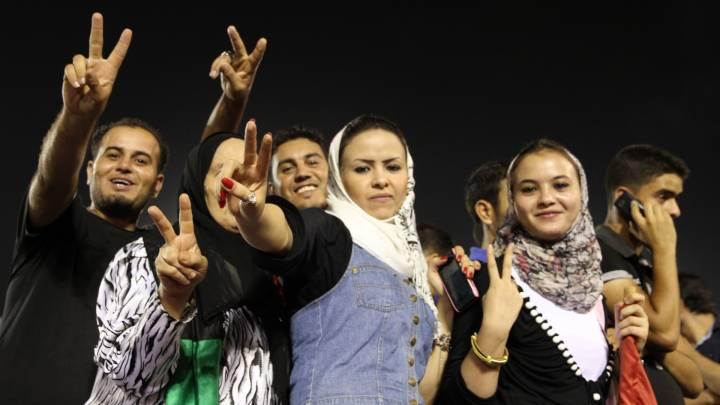 Libyens Jugend und der Bürgerkrieg