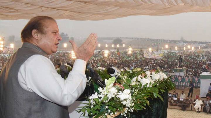 Wahlen in Pakistan