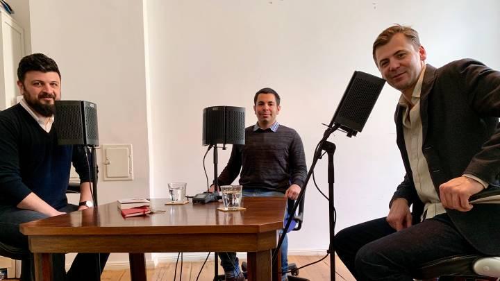 zenith-Podcast: Adnan Tabatabaei über Iran, Sanktionen, Flut